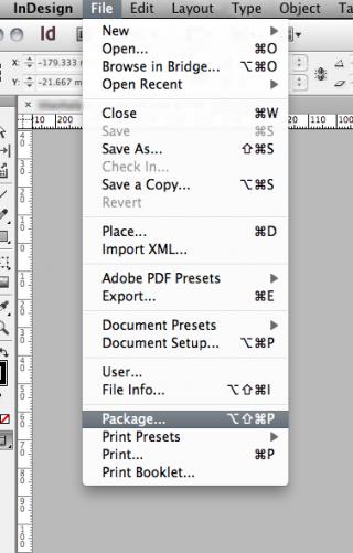 Как правильно передать верстку из Adobe InDesign в типографию EGF. Часть первая.