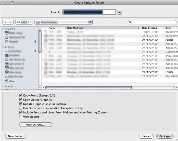 Как правильно передать верстку из Adobe InDesign в типографию EGF. Часть вторая.