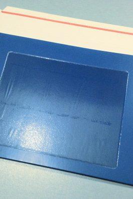 """Курьерский конверт для компании """"Business Technology"""""""