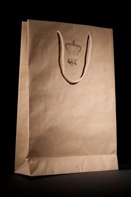 Бумажный пакет UK Style