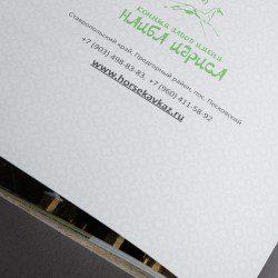 Каталог конного завода имени Наиба Идриса