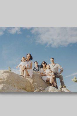 """Фотокнига """"Выходные на природе"""". Размер: 280х200 мм. Твердая обложка."""