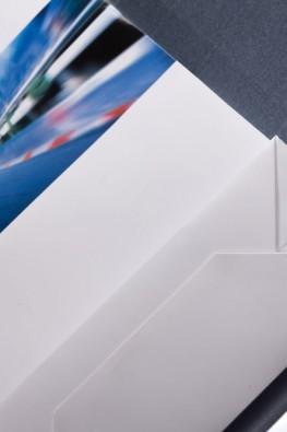 """Бумажный пакет для компании """"BMW"""""""