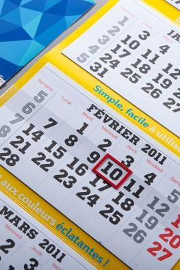 """Квартальный календарь """"Data Copy"""""""