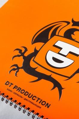 """Квартальный календарь """"DT Production"""""""