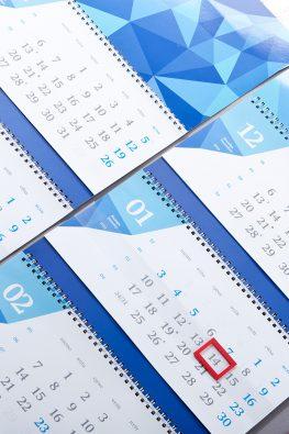 """Квартальный календарь """"Сфера"""""""