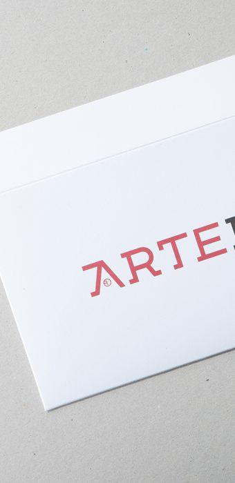 "конверт ""Arterium"""