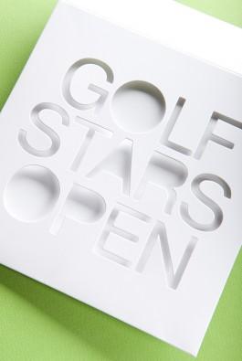 "конверт ""Golf Star Open"""