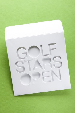 "конверт ""Golf Star Open"""