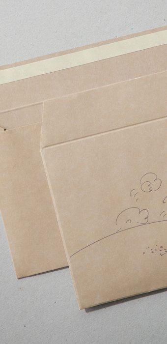 "конверт ""Kraft"""