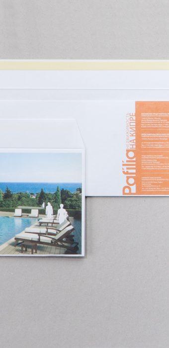 """конверт """"Pafilia"""""""