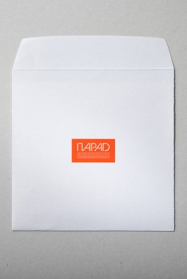 "конверт ""Парад"""
