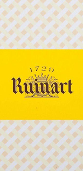 """конверт """"Ruinart"""""""