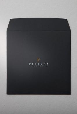 """конверт """"Veranda"""""""
