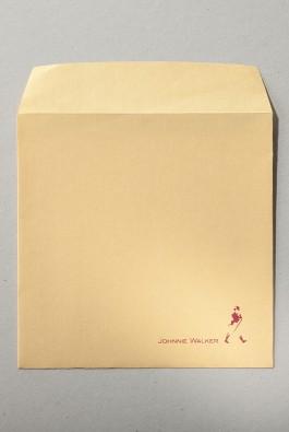 "конверт ""Johnnie Walker"""
