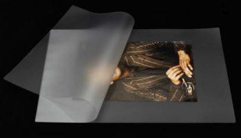 Ламинирование листовой полиграфии