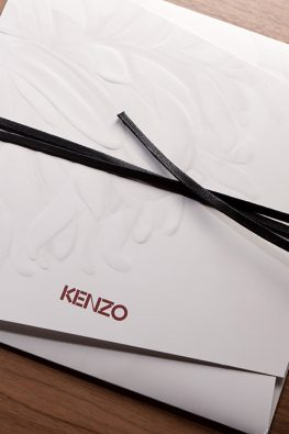 Папка Kenzo (на шнуровке)