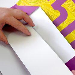 Сборка бумажного пакета
