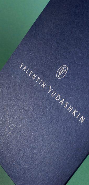 Конверт Valentin Yudashkin