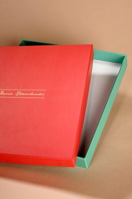 Коробка крышка-дно Daria Khavchenko