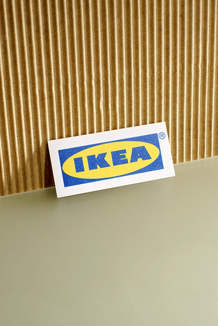 Наклейка Ikea