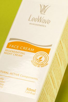 Коробочка для крема LeeWave