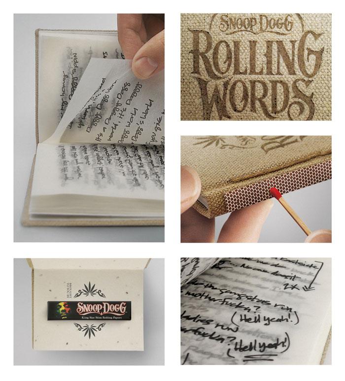 книга Rolling Words