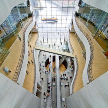 Королевская Библиотека. Копенгаген, Дания