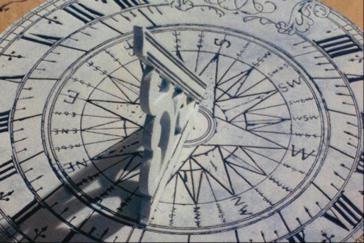 Античный календарь