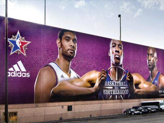 рекламный баннер Basketball Brotherhood