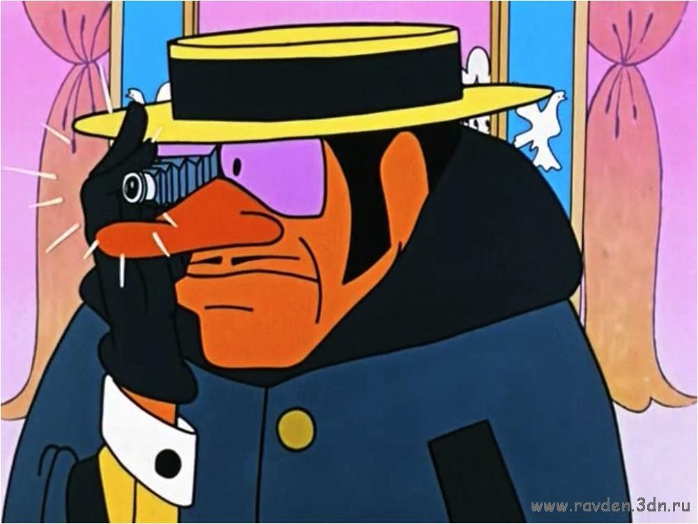 """Детектив использует google glass в мультфильме """"Бременские музыканты"""". Шуточное расследование источников современных технологий специалистами типографии EGF (Еврографика), Москва."""