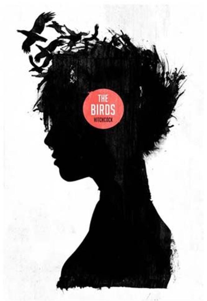 Плакат the Birds