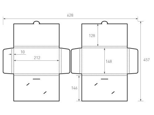 Штамп для вырубки папки фв 212x148x10 2 штуке на штампе. Привью 500x375 пикселов.