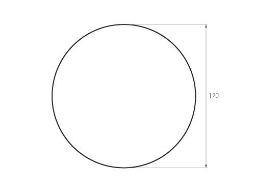 Штамп для вырубки круга krug d120 1. Привью 500x375 пикселов.