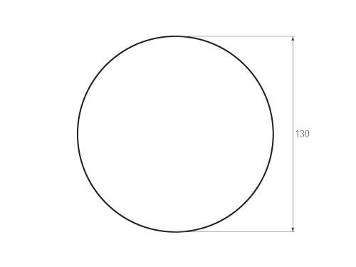 Штамп для вырубки круга krug d130 1. Привью 500x375 пикселов.