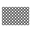 Штамп для вырубки круга krug d19 54. Привью 110x110 пикселов.