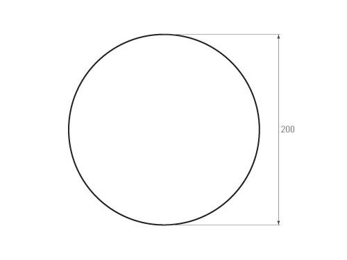 Штамп для вырубки круга krug d200 1. Привью 500x375 пикселов.