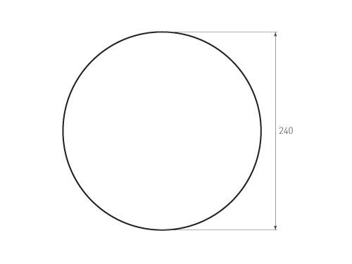 Штамп для вырубки круга krug d240 1. Привью 500x375 пикселов.