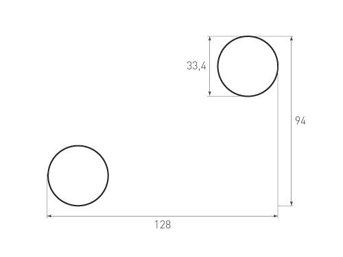 Штамп для вырубки круга krug d33,4 2 items. Привью 500x375 пикселов.
