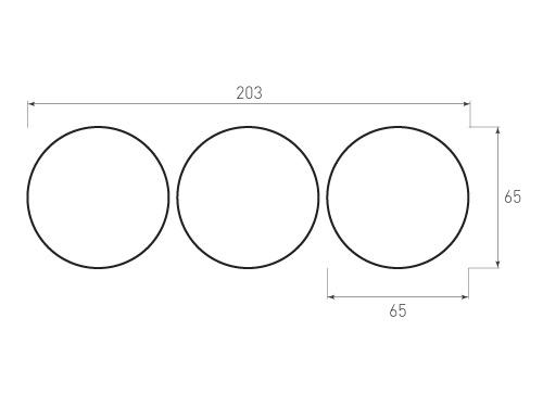 Штамп для вырубки круга krug d65 3. Привью 500x375 пикселов.