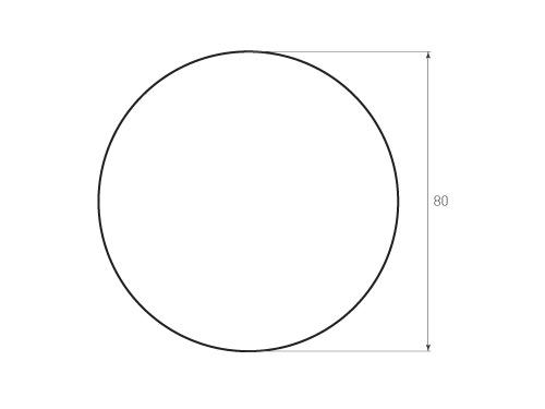 Штамп для вырубки круга krug d80 1. Привью 500x375 пикселов.