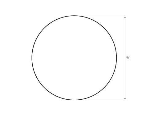 Штамп для вырубки круга krug d90 1. Привью 500x375 пикселов.