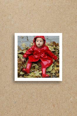 Набор открыток 100х100 мм с фото из Instagram