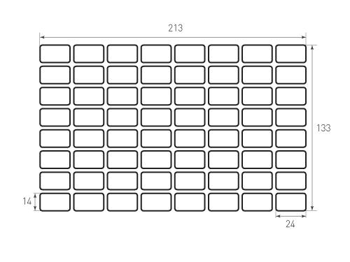 скругление 24x14, радиус скругления 1,9 мм. Превью 500x375
