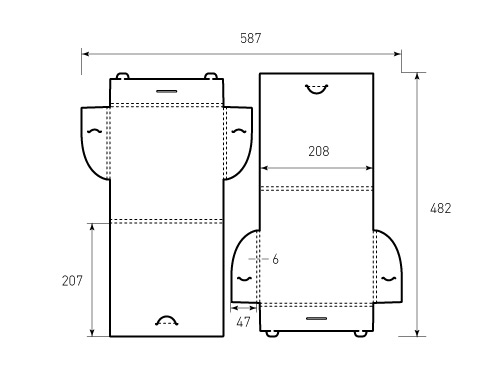 Штамп для портфеля 208x207x6 СПА Алгозерм. Привью 500x375 пикселов