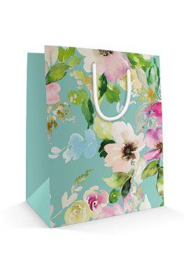 Бумажный пакет Счастье близко