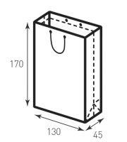 схема вертикального бумажного пакета
