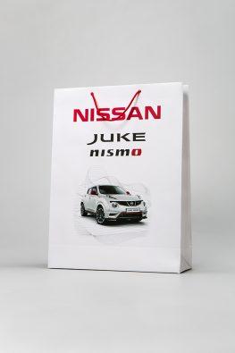 "Бумажный пакет ""Nissan Juke NISMO Edition"""