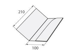 Папка ФС 100x210 2Ф