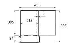 папка ФС 215x305x5